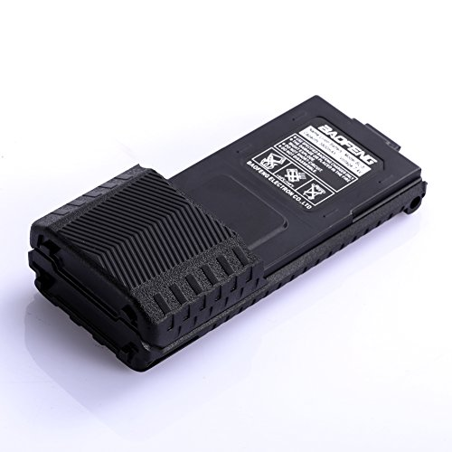 Price comparison product image Zantec Battery for Baofeng uv-5r 7.4V High Capacity 3800 Mah Battery Baofeng Accessories