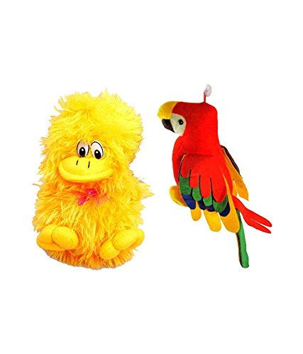 Deals India Musical Parrot and Musical Duck combo  available at amazon for Rs.249