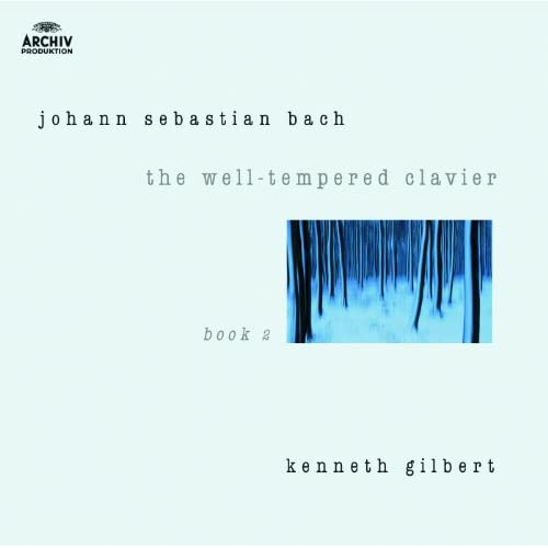 Bach, J.S.: The Well-Tempered Clavier Book II