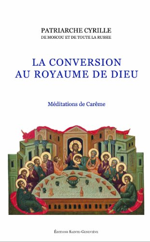 Conversion au Royaume de Dieu: Mditations de Carme