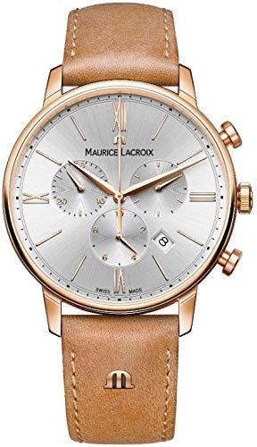 Maurice Lacroix Eliros EL1098-PVP01-111-2 Herrenchronograph Swiss Made