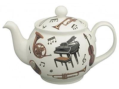 Roy Kirkham Bone China Théière 6 tasses, Concert, instruments de musique