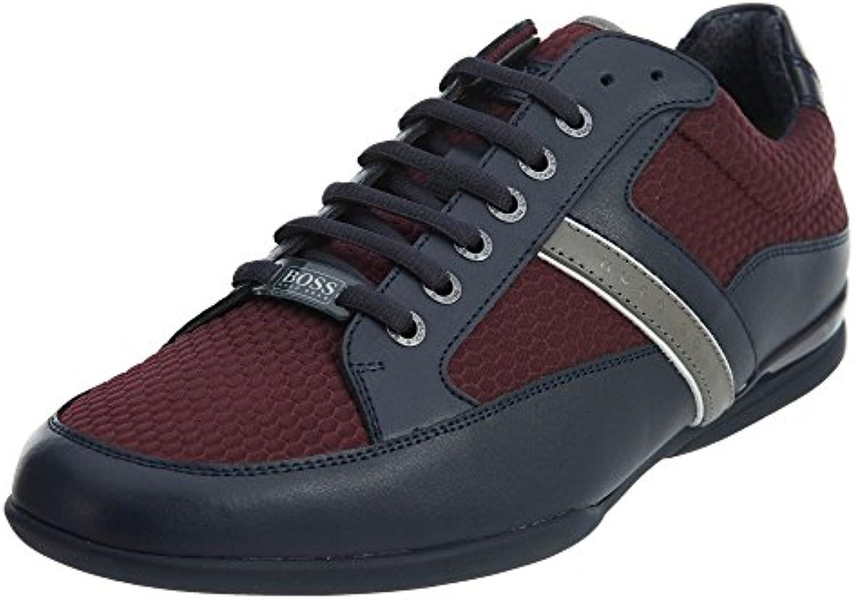 BOSS Hugo Boss Hugo Boss  Herren Sneaker Rot Open Red