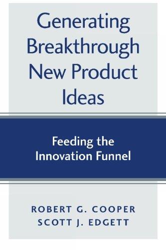 Generating Breakthrough New Prod...