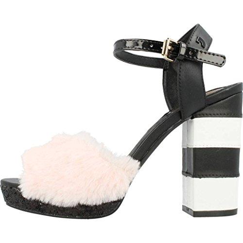Sandali e infradito per le donne, colore Nero , marca GIOSEPPO, modello Sandali E Infradito Per Le Donne GIOSEPPO 42036G Nero Multi