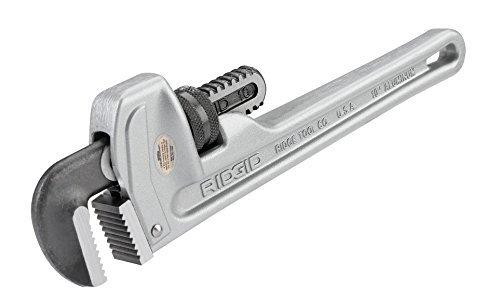 Ridgid 31090 1-1/2-Inch Aluminum Straight Pipe Wrench