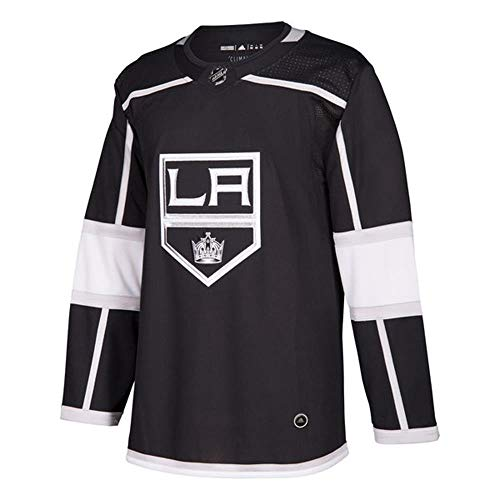 adidas Los Angeles Kings NHL Men's Climalite Authentic Team Hockey Jersey