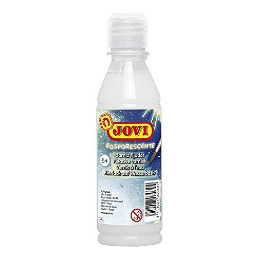 Jovi - Barniz, fosforescente de Botella, 250 ML (624F)
