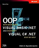 Object Oriented Programming with Visual Basic .NET and Visual C# Step by Step