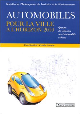 Automobiles pour la ville à l'horizon 2010