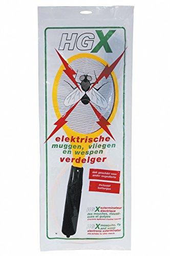 HGX Electric Schlitz, Wasp und Mosquito Eliminator Zapper Tennisschläger Bug-Killer