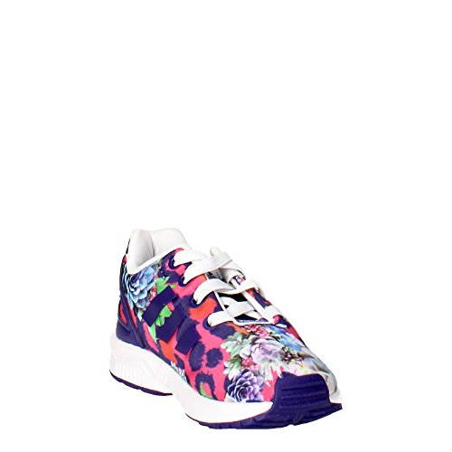 Adidas Zx Flux El I, Baskets mode unisex Bariolé