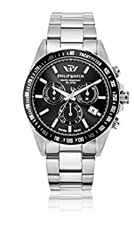 Philip Watch CARIBE R8273607002 - Orologio da Polso Uomo (B00UQJ9DCQ) | Amazon price tracker / tracking, Amazon price history charts, Amazon price watches, Amazon price drop alerts