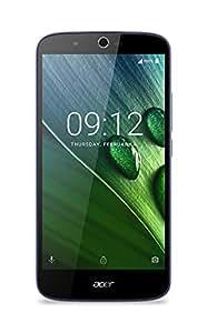 Acer Liquid Zest Plus LTE Dual Micro-SIM Smartphone (14 cm (5,5 Zoll) Display, 16GB Speicher, Android 6.0) schwarz blau
