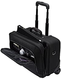 Dicota D30911 Mallette à roulettes pour Ordinateur Portable Noir