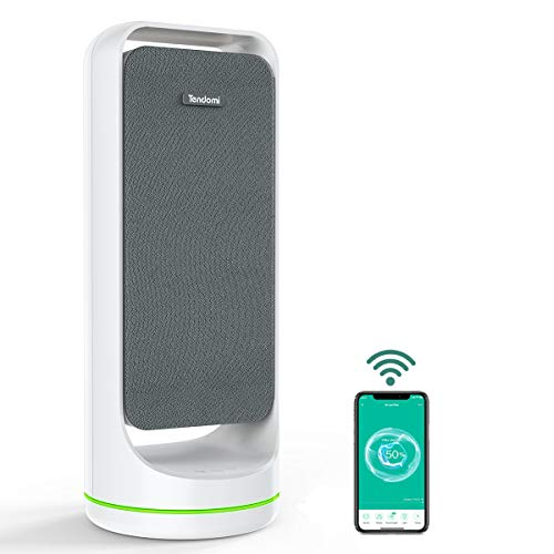 TENDOMI Purificateur d'air Maison Smart WiFi, Véritable...