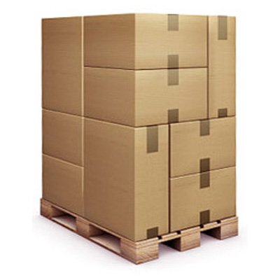 15 x Davpack Single Wall Cardboard Boxes (600mm x 400mm x 1000mm) - 200+ Sizes Available - Ref ASW152