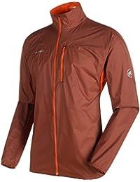 Mammut MTR 71 WB Jacket Men (Synthetic Jackets/Vests), color:maroon