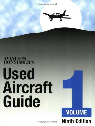 Used Aircraft Guide (2 volume set)