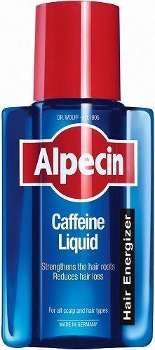Alpecin Coffein-Liquid, 1 x 200 ml - Beugt Haarausfall vor und stärkt die Haarwurzel