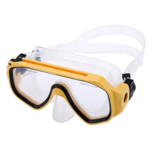 friendGG Tauchen Schwimmen Brille Tauchen Scuba Mask Mount Für DJI Osmo Action Sports Kamera Tauchen Brille Unterwasserbrille Maske, 1 X Tauchmaske, 1 X Kamera Podest Für Gopro Camera Moun