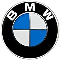 BMW placa relieve con Your Design D=70 mm 1er 3 5 6 7 X1