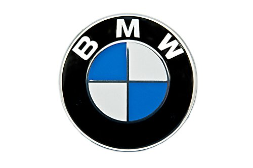 Original BMW Radkappen Emblem, Radzierblende