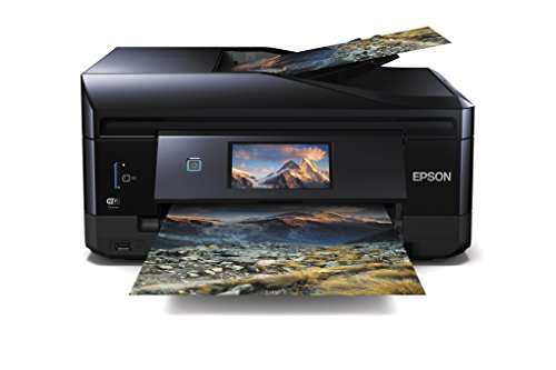 Epson Expression Premium XP-830 Stampante Multifunzione a Getto d'Inchiostro