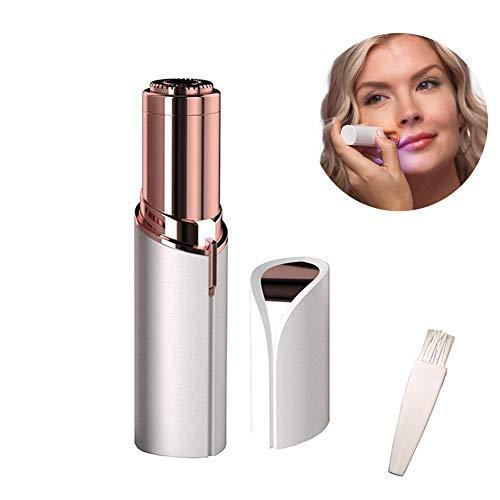 Gesichtshaarentfernung, Elektrisch, Schmerzfrei und Port & A, Til, für Frauen von Speziellem Mini-Gesicht - Lippenstift-port