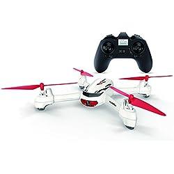 Hubsan H502E X4 Conmutador de modo de deseo con la cámara HD 720P Modo de altitud GPS automático Regreso a la página principal RC Quadcopter sin cabeza RTF