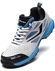 Jazba SKYDRIVE 110 Zapatillas de Cricket para Hombre, Tacos de béisbol para Entrenamiento y Deportes de Equipo al Aire Libre