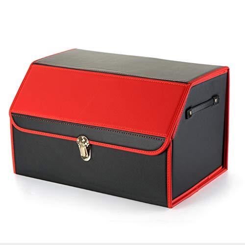 Coffre de Voiture Organisateur Multi-Fonction Boîte de Rangement pour Voiture Boîte de Rangement intégrée Boîte de Rangement pour Voiture Boîte de Rangement Arrimage et Rangement Brilliant Firm