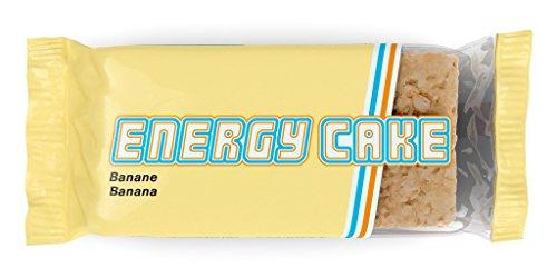 E.L.F Energy Cake - Banane 24x125g, 1er Pack (1 x 3 kg)