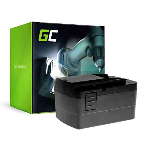 Green Cell® BPS 12 C BPS 12 S 491821 494522 494917 3.3Ah 12V Ni-MH Zellen Werkzeug Akku für Festool C 12 C 12 DUO C 12 LI T 123 T 123 Li T3 TDK 12 491246 564167 564359 564378 - 12 Zellen Notebook-akku