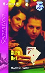 Sure Bet (Line of Duty, Book 1)