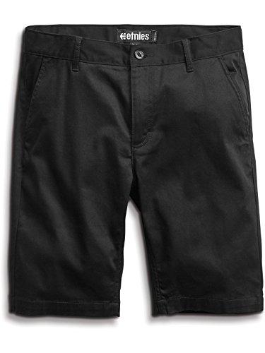 bermudas-etnies-jameson-chino-negro-28-cintura-eu-42-negro
