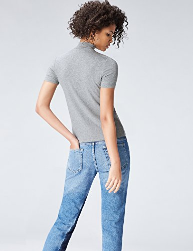 FIND Damen T-Shirt Grau