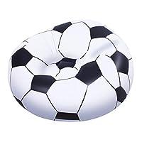 بيست واي 6942138970043 كرسي على شكل كرة قدم