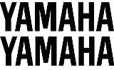 2 adesivi Yamaha 30