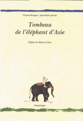 Tombeau de l'éléphant d'Asie