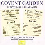 Zenatello Et Chaliapine En Live Au Covent Garden [Import anglais]