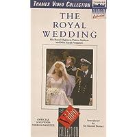 The Royal Wedding: His Royal Highness Prince Andrew and Miss Sarah Ferguson