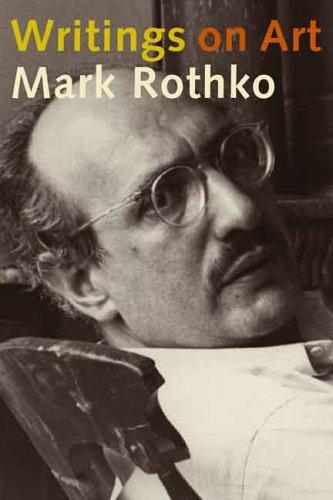 Writings on Art por Mark Rothko
