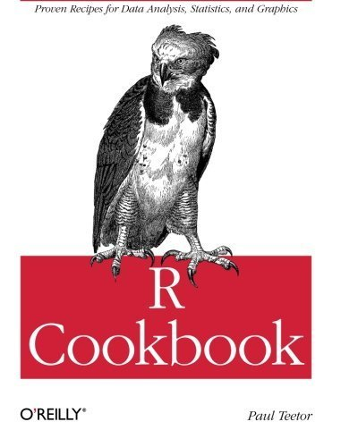 R Cookbook (O'Reilly Cookbooks) by Paul Teetor (2011) Paperback