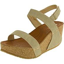 scarpe zeppa sughero