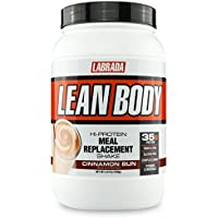 Labrada Nutrition Lean Body Hi-protein de remplacement de repas Shake, 1,1kilogram