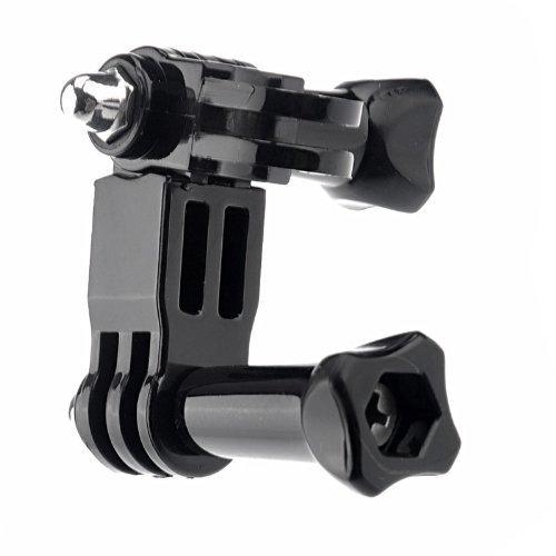 'Three-way Adjustable Pivot Arm for Gopro Hero 1 2 3 Camera '