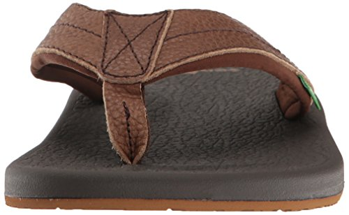 Sandal Brown Primo dark Brümeister Sanuk brown YWTvT