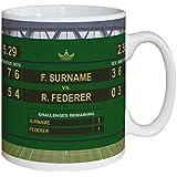 Personalised Tennis Mug (Male)