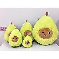 Plush Toy Avocado Pillow Fruit Doll Creative Plush Toy (60cm?1.39kg))